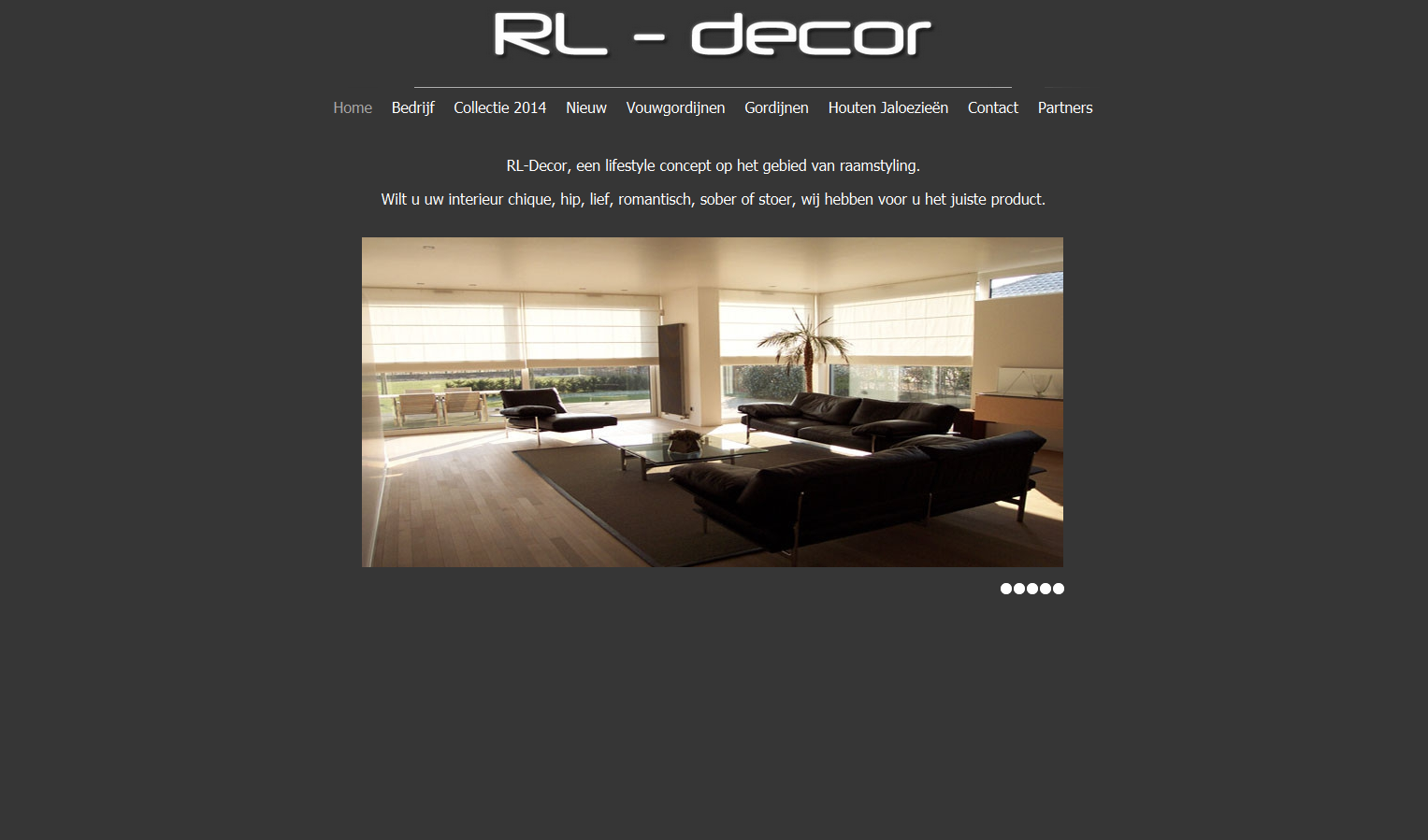 RL-decor website